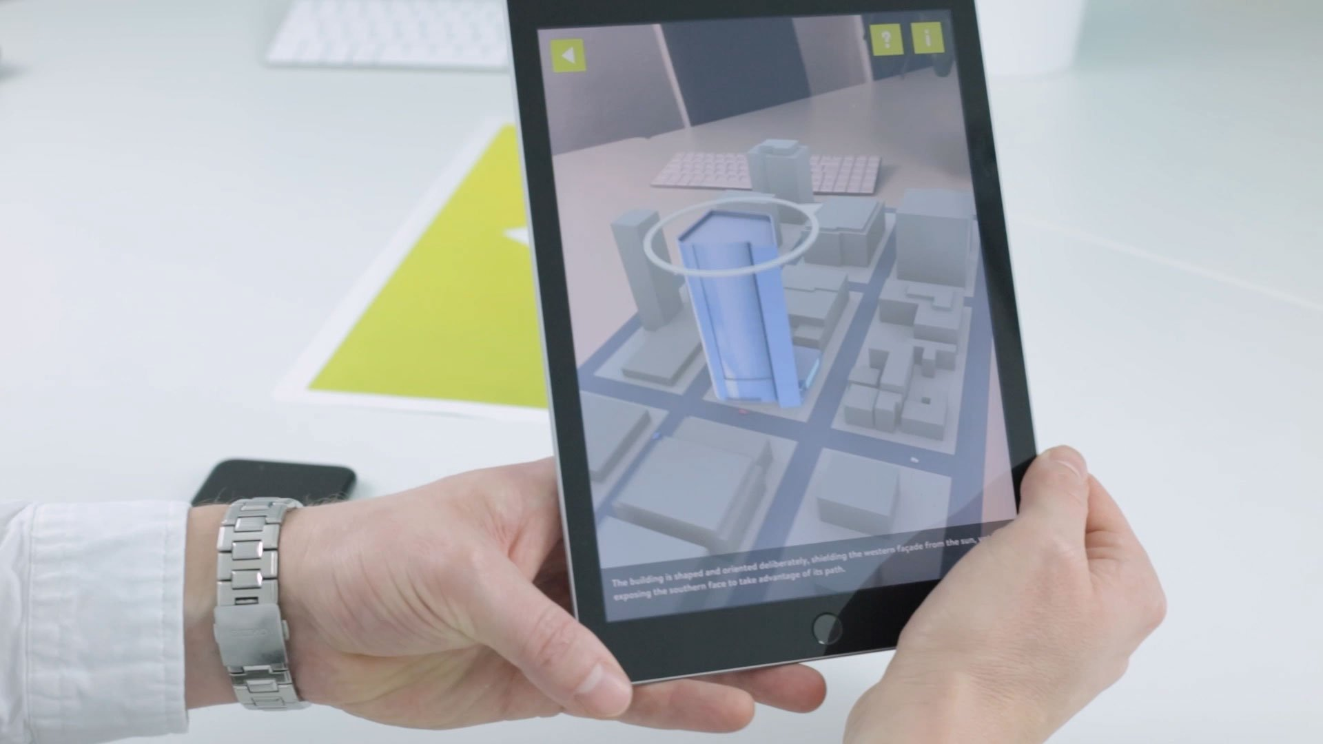 BuroHappold Augmented Reality