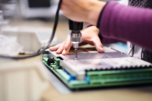 CMC Manufacturing Process