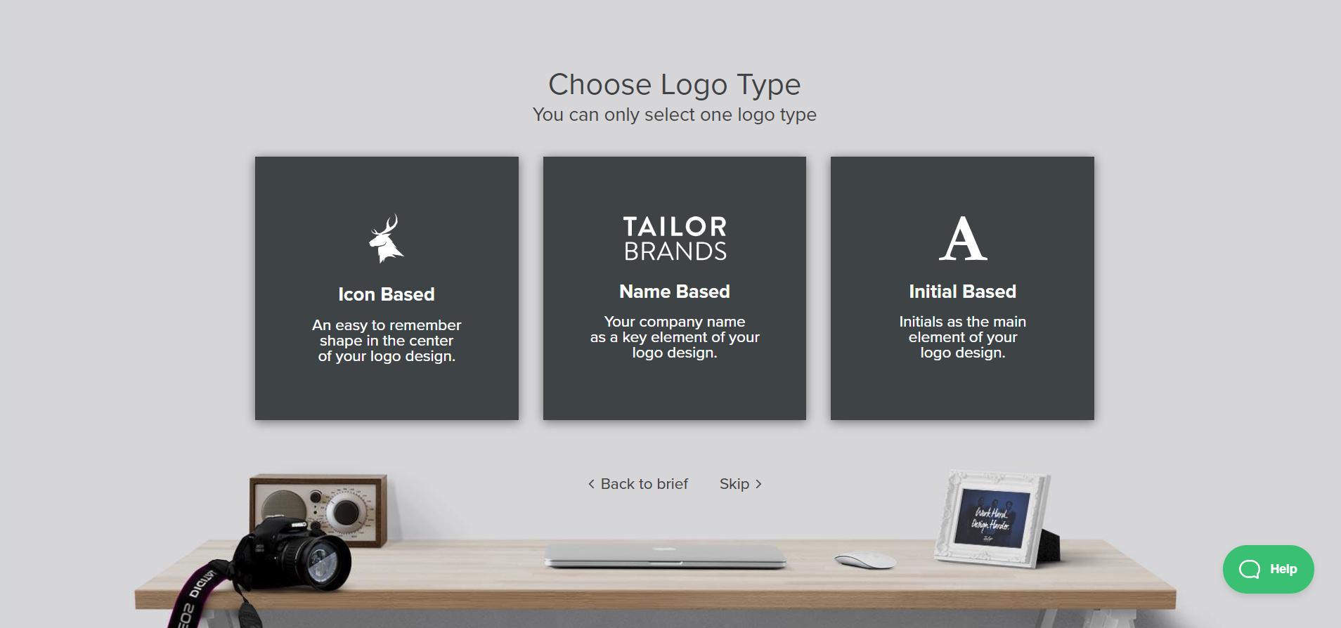 Choosing a Logo Style