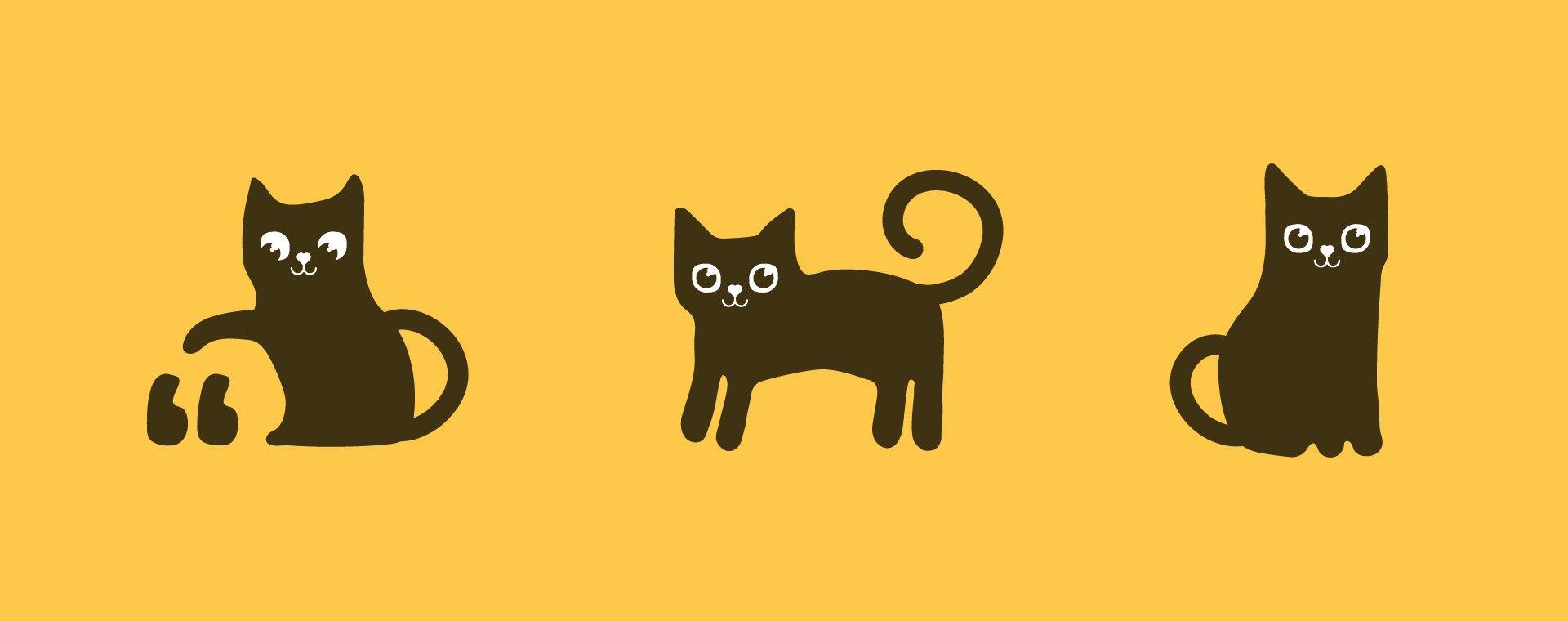 West Midlands Cat Clinic Cat Mascot